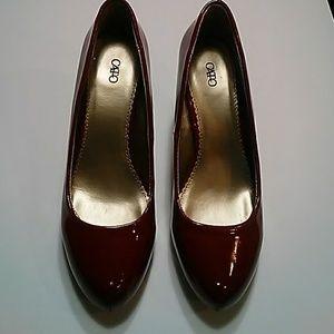 Women's Cranberry High Heels